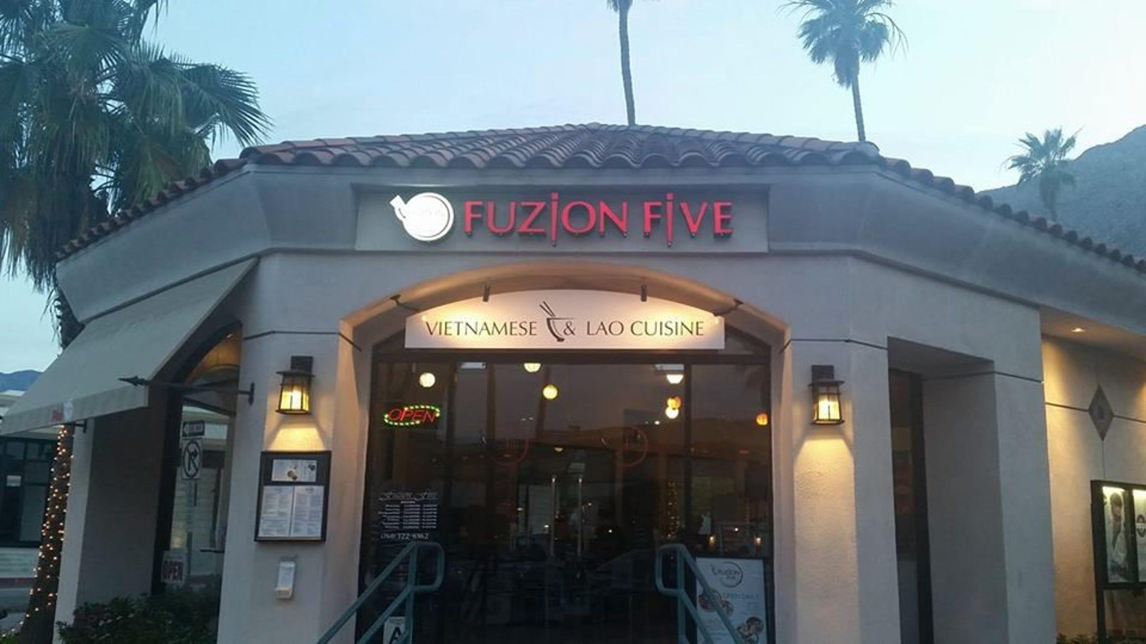 Fuzion Five.