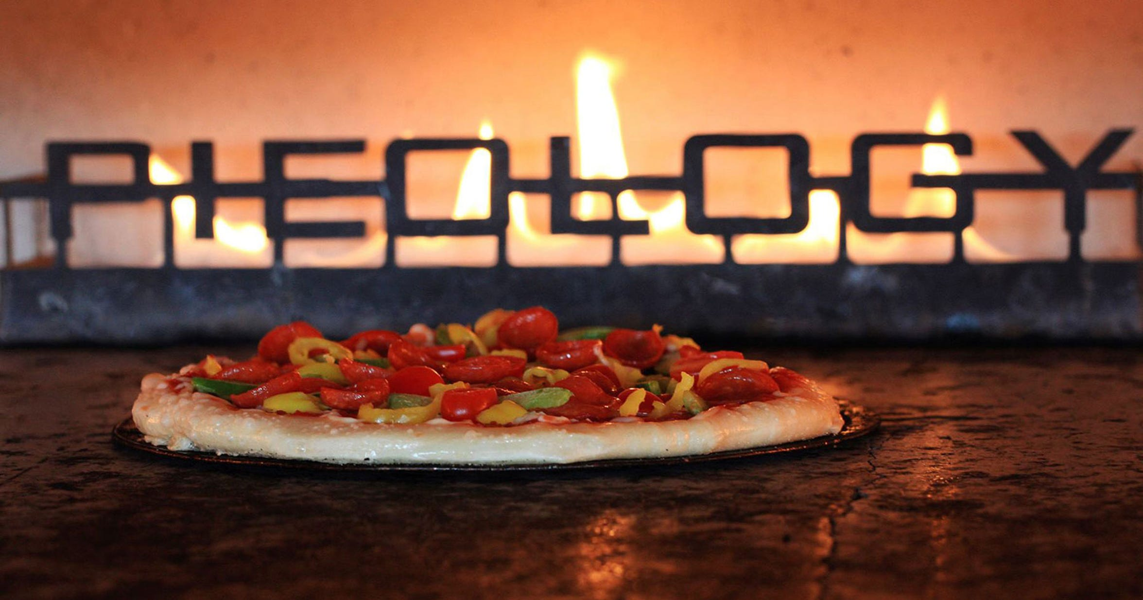 Pieology Pizzeria, Rancho Mirage.