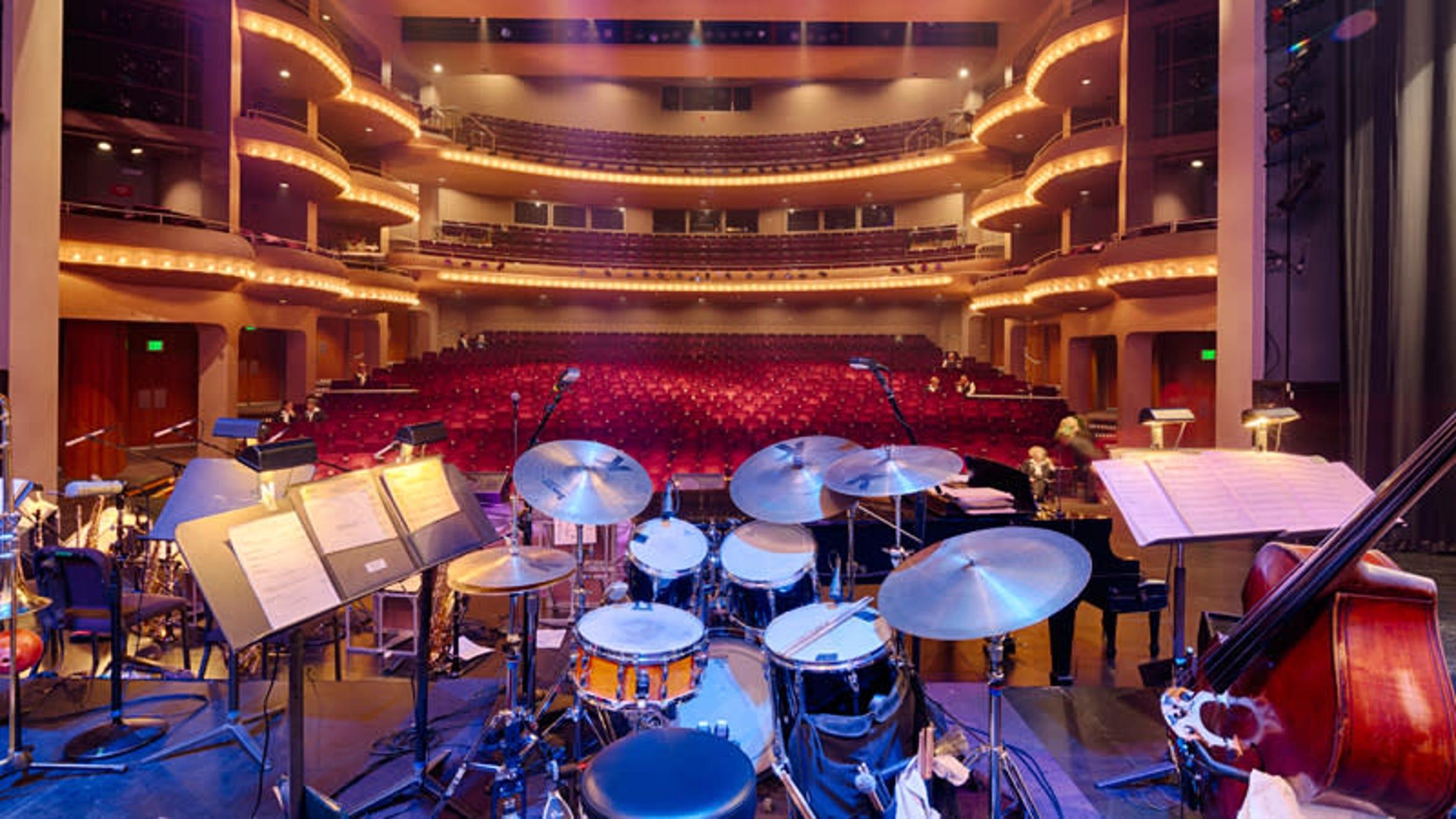 McCallum Theatre.