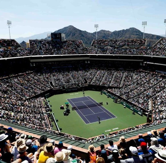 Tennis season in Coachella Valley kicks off with 3 free events