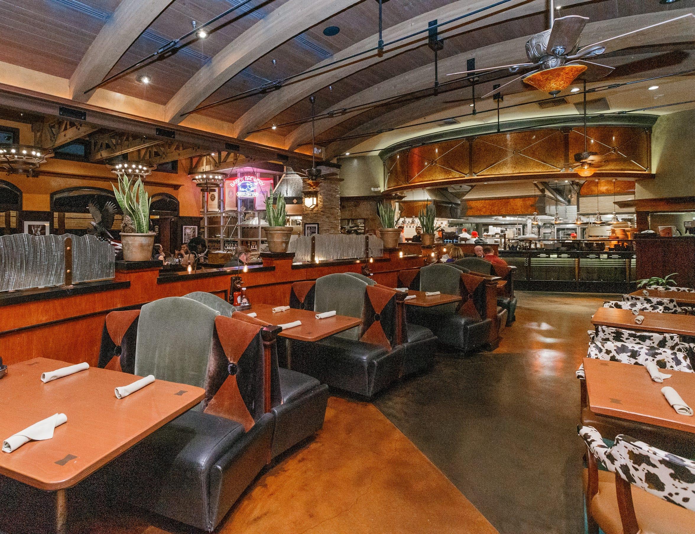 Babe's Bar-B-Que & Brewhouse