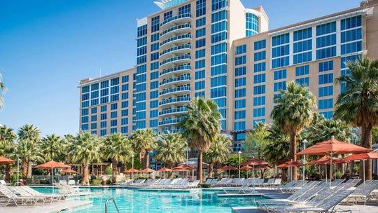 Agua Caliente Casino Resort Spa.
