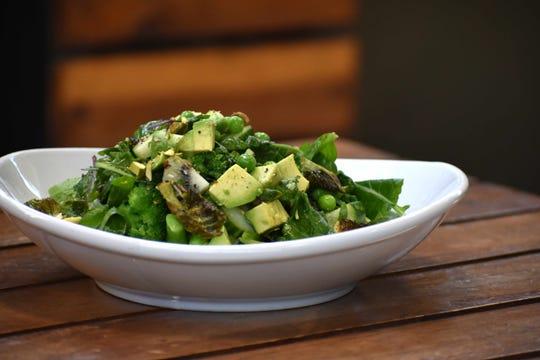 The So Fresh & So Green bowl at the Vig.