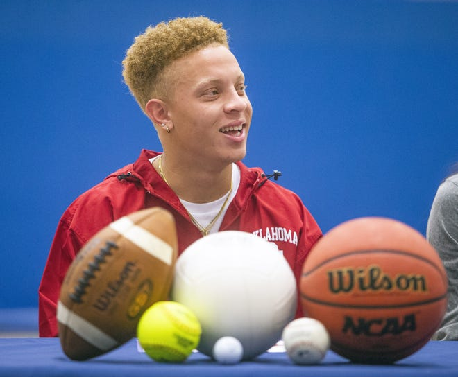 Spencer Rattler gets to showcase his skills in front of a national television audience.