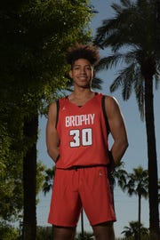 Arnold Dates of Brophy is the Boys Athlete of the Week