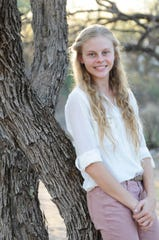 Angel Addleman of Pusch Ridge Christian Academy is the Girls Athlete of the Week.