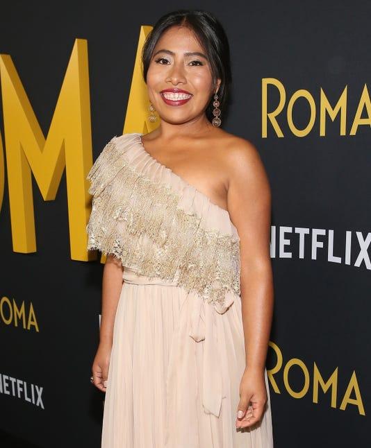 Netflix Roma Premiere