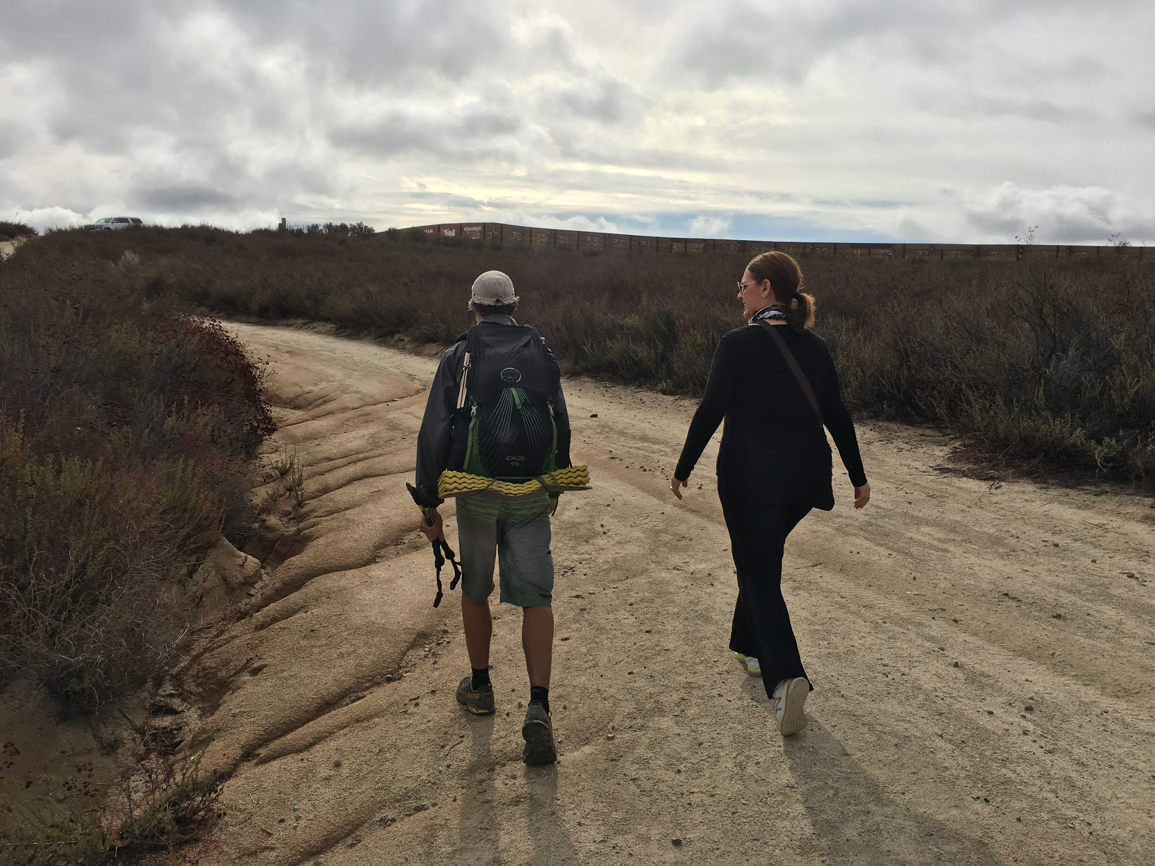 "In 2016, Jacob Gilliland took on the Pacific Crest Trail, a 2,650 mile journey extending from the Canada -- US border to the US -- Mexico border. It was the second trail of the ""Triple Crown""."