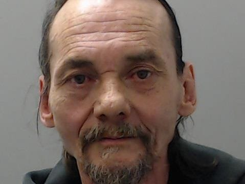 Ralph Eugene Smith, aggravated indecent assault: Born in 1962, 5-foot-10, 180 pounds, primary address reported as Transient-Walmart 2000 block Fruitville Pike, Lancaster.