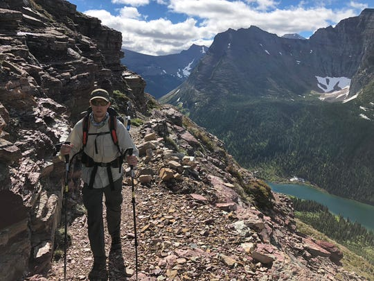 "In 2016, Jacob Gilliland took on the Pacific Crest Trail, a 2,650 mile journey extending from the Canadian border at Washington state to the Mexican border at California. It was the second trail of the ""Triple Crown."""