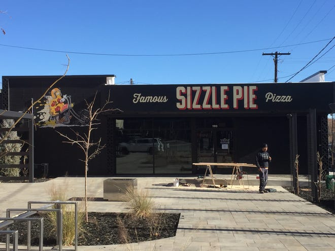 Sizzle Pie, founded in Portland, Ore., joins See See coffee and Pine State Biscuits, two other PDX transplants, on and around South Center and Pine streets in downtown Reno.