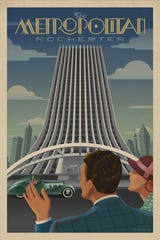 "Ron Brancato's ""The Metropolitan."""