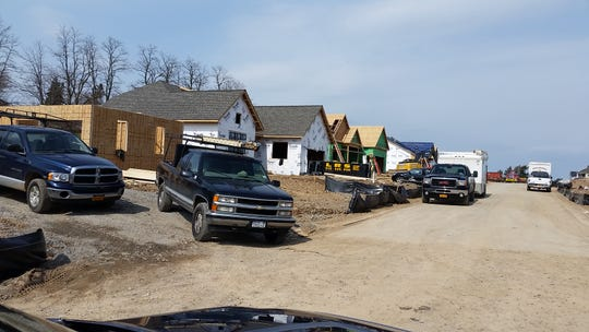 New build homes in Penfield