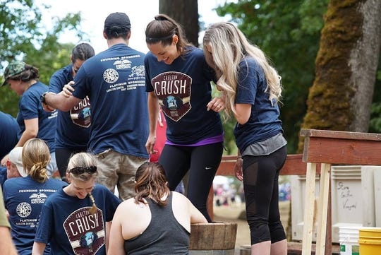 The Carlton Crush Harvest Festival will take place Saturday, Sept. 14.