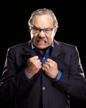 Comedian Lewis Black will perform at the Elsinore Theatre on Thursday, Jan. 10, on his Joke's On Us tour.