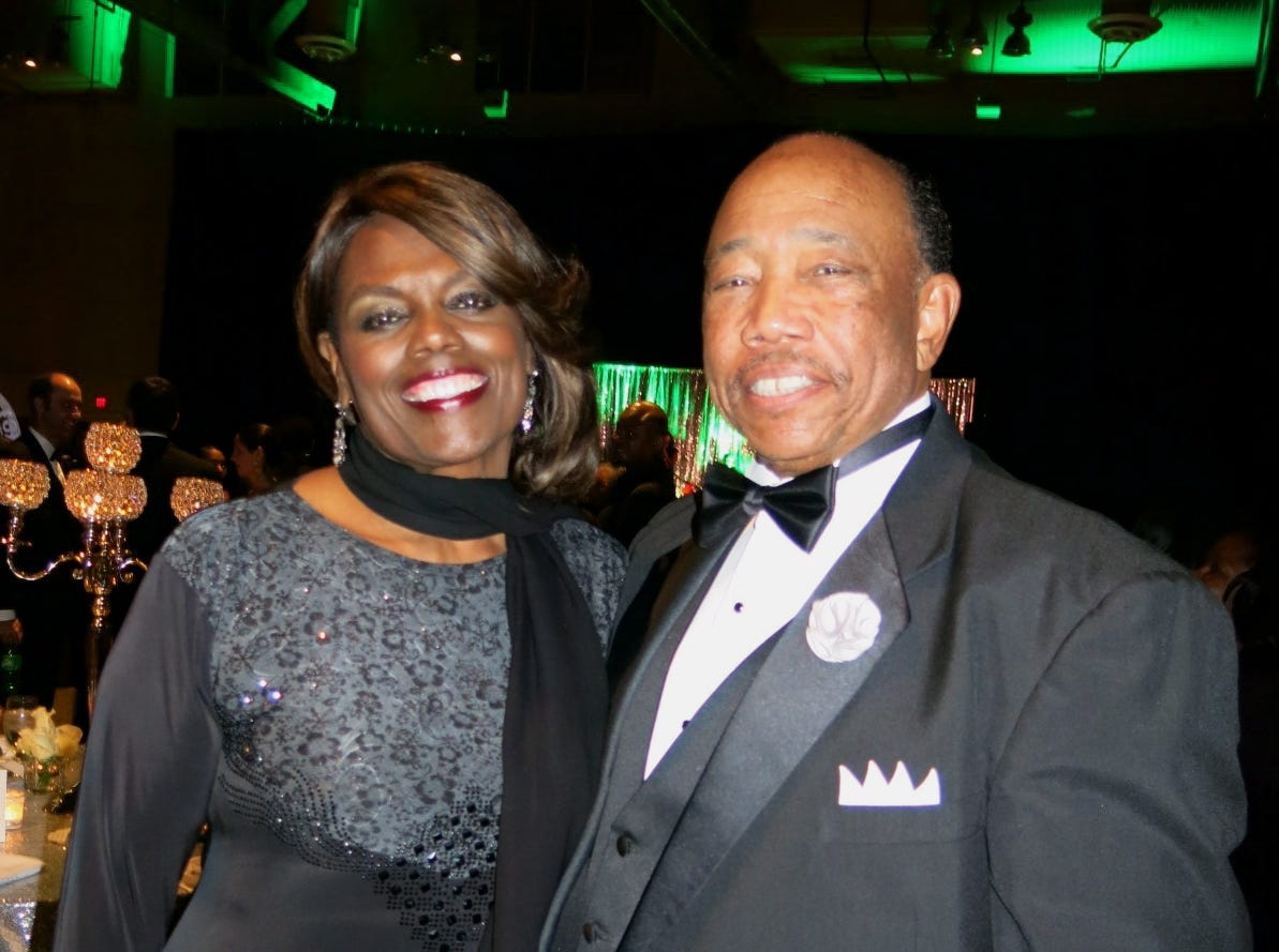 Mayor Adrian Perkins' Mayor's Gala was held at the Shreveport Convention Center on Saturday, Dec. 29.