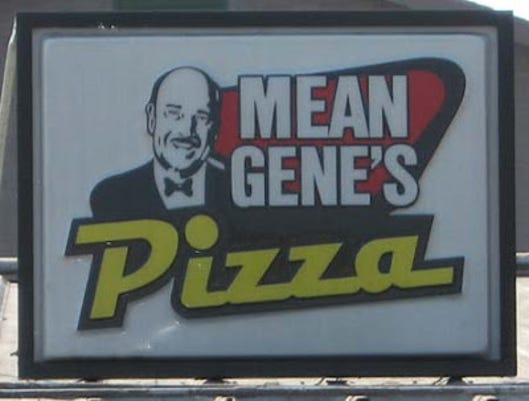 Mean Genes Pizza