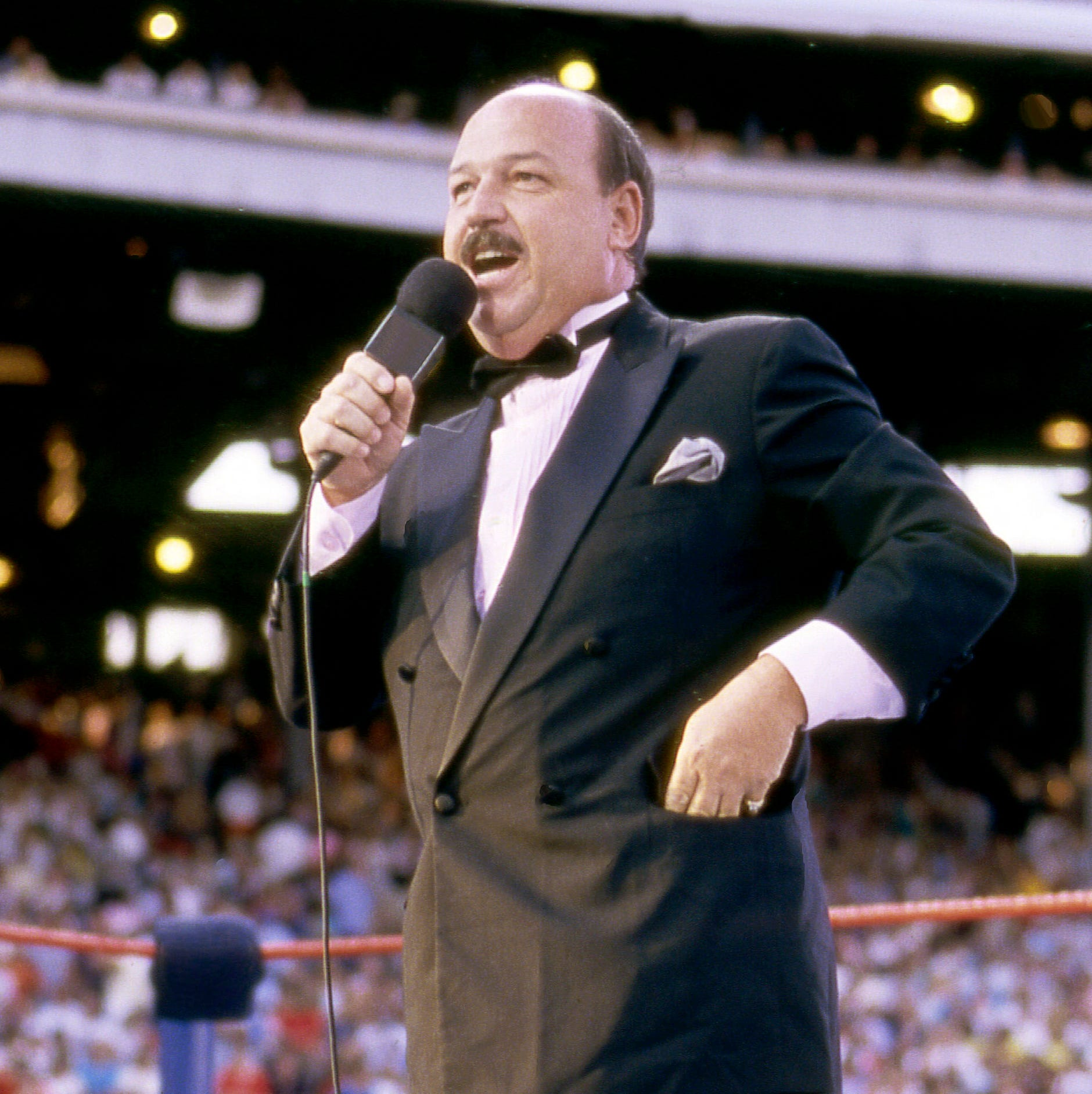 'Mean Gene' Okerlund made an impact at my Minnesota house