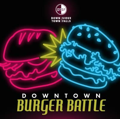 Here are the 12 specially designed burgers in this year's DTSF Burger Battle