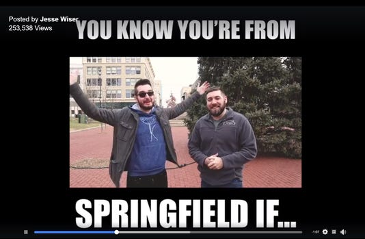 You Know Youre From Springfield