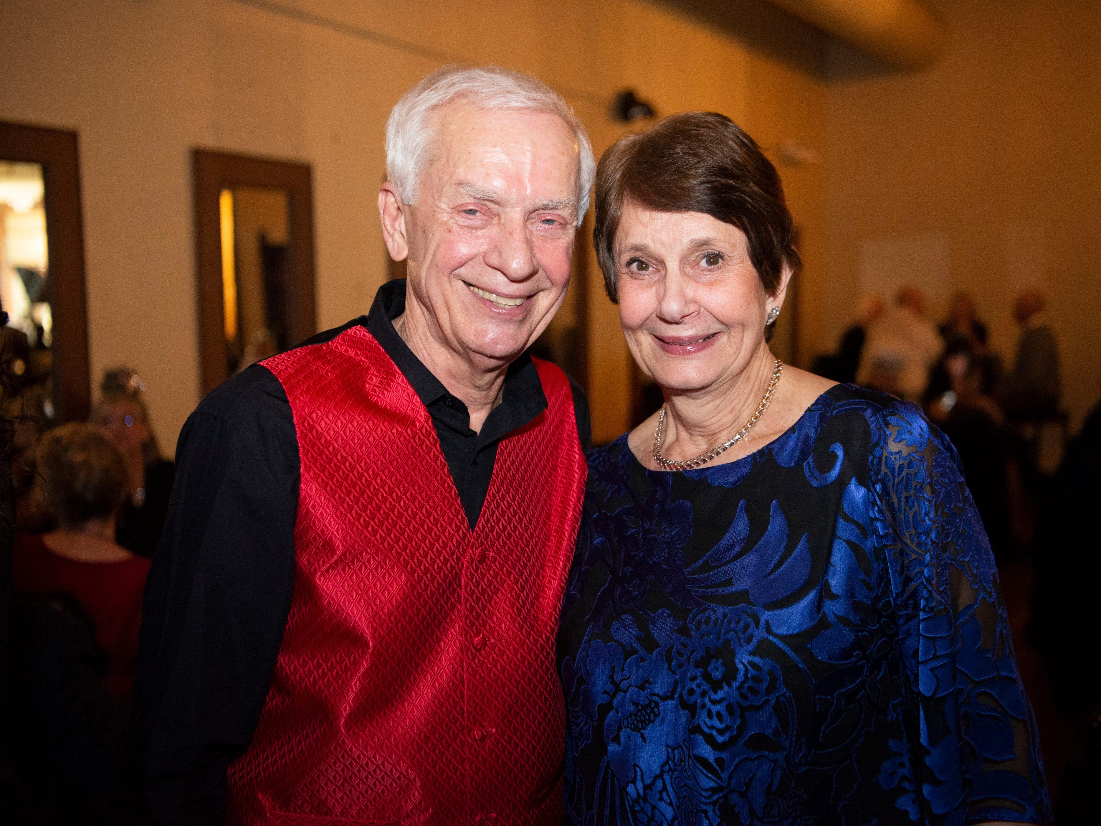 David & Lynn Meinhardt