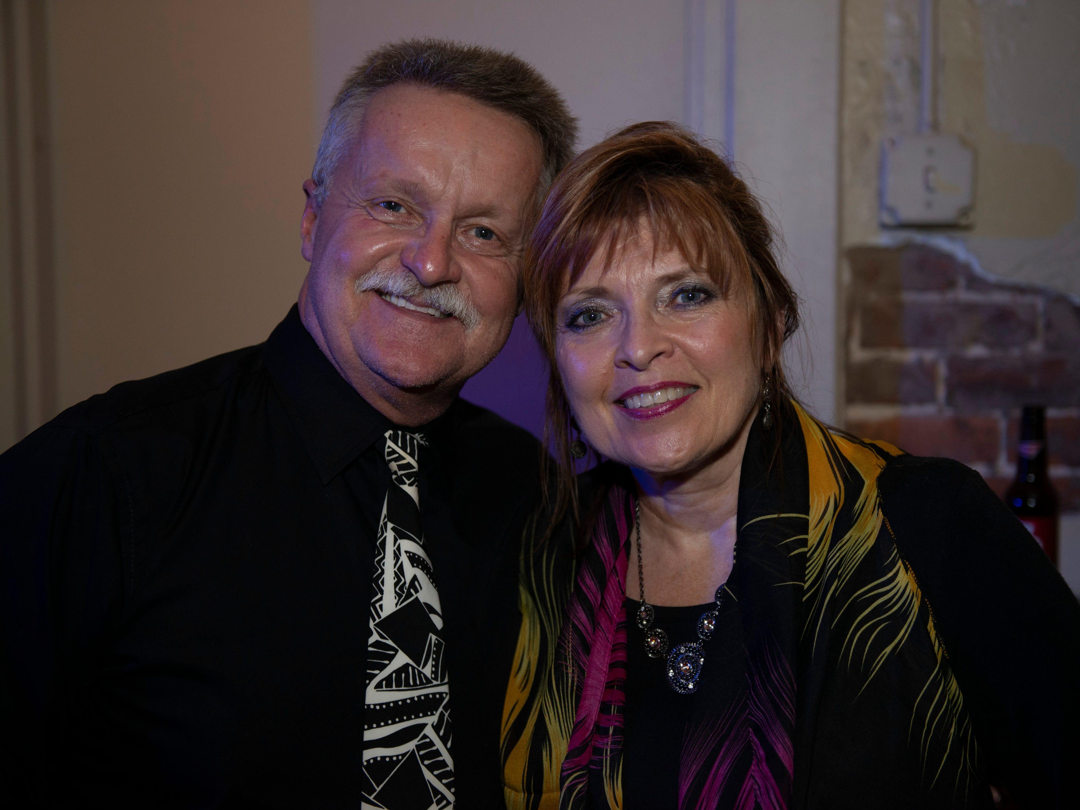 Joe & Rhonda Maharg