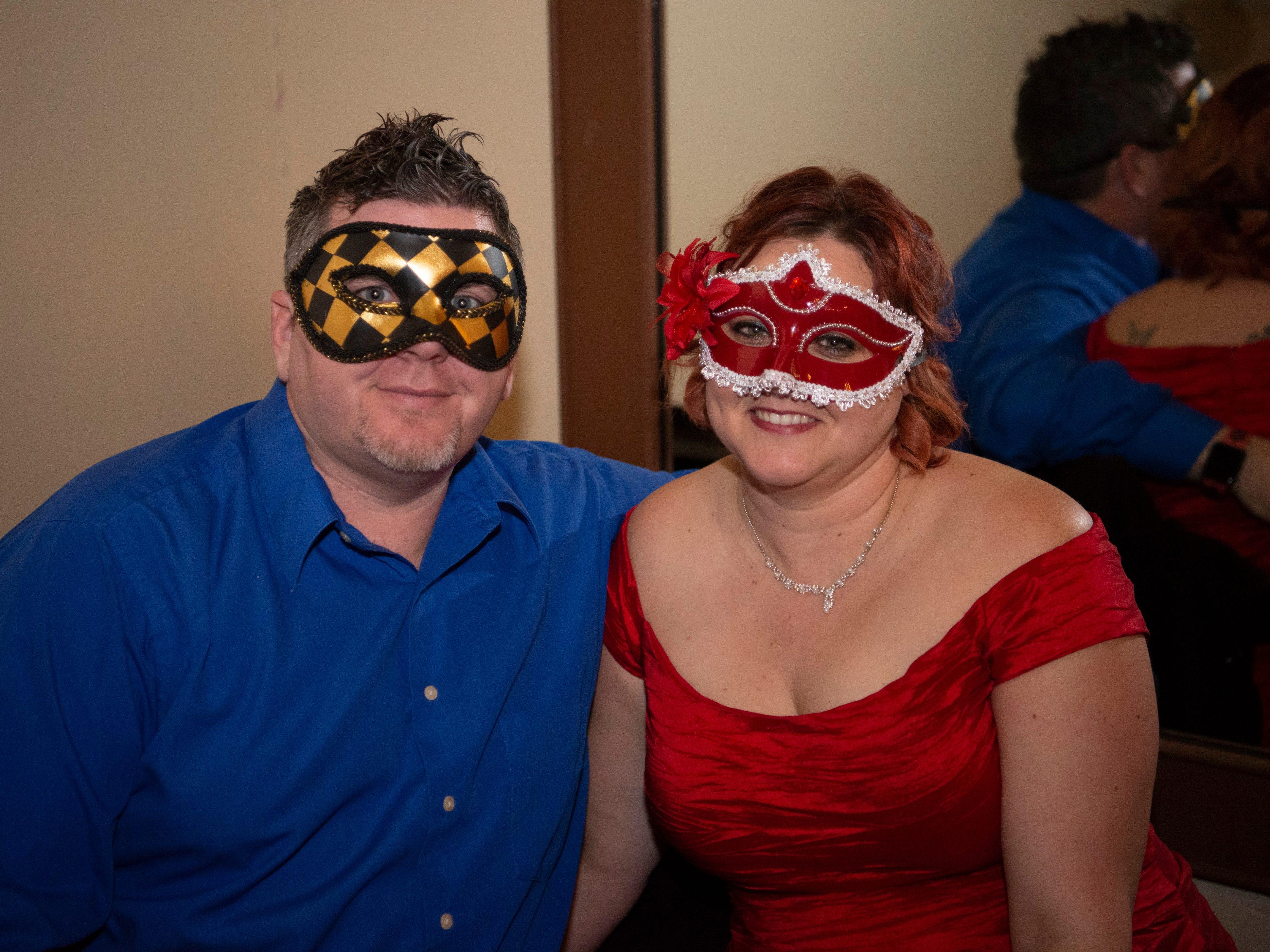 Jeremy & Tambra Mathis