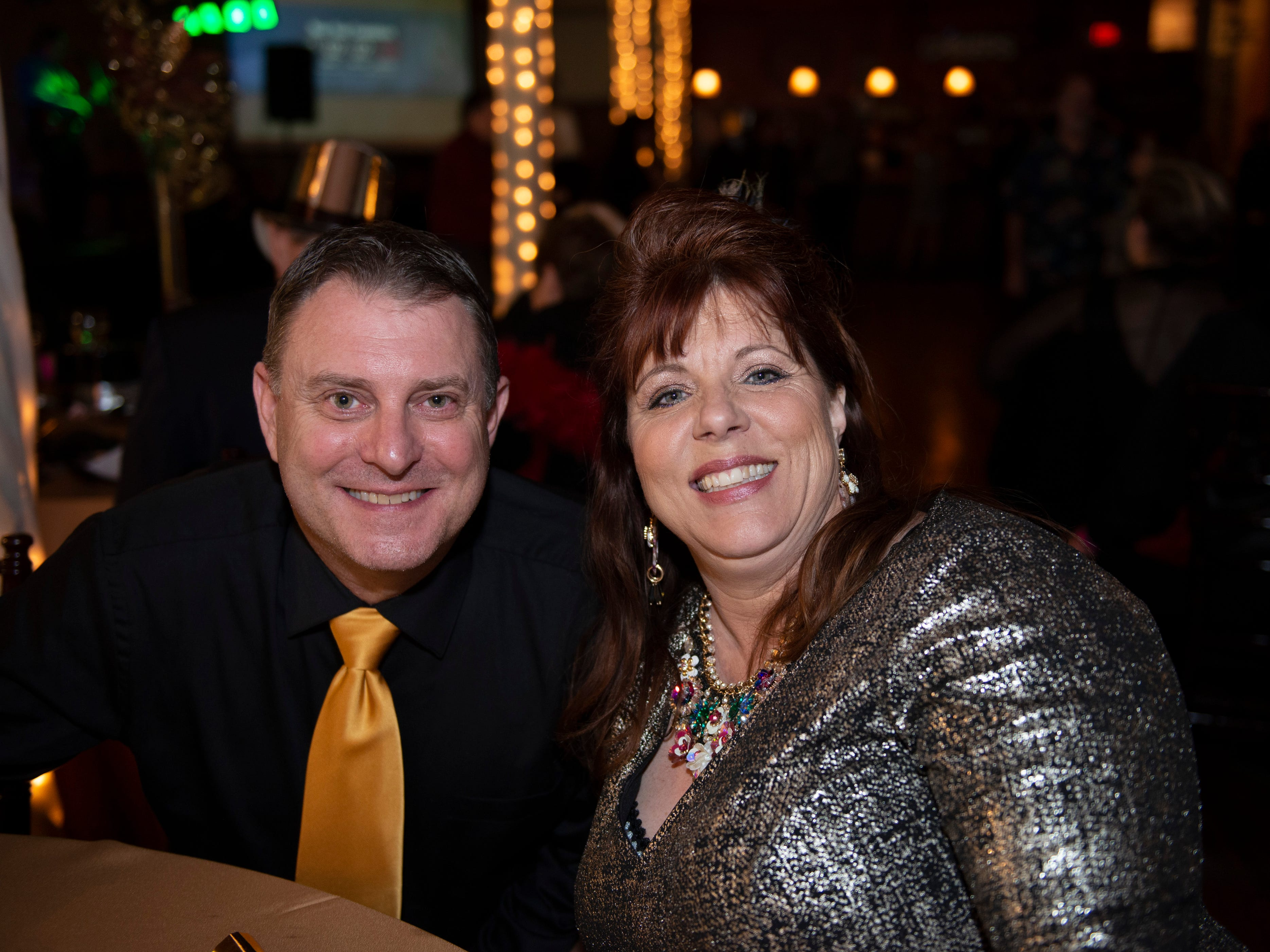 Mike & Julie Burnell