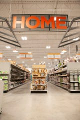 A photo from a recently opened Wisconsin Fleet Farm store shows what customers can expect from the Waite Park store's upcoming remodel.
