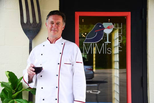 William Lawson, executive chef and owner of Mimi's Table.