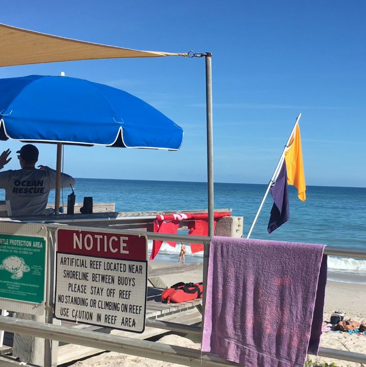 Brick of cocaine discovered by Vero Beach lifeguards on the beach