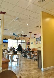 Rick's Diner has been in Port St. Lucie for many years, but ownerMike Hydereopened in August in this large space in Coco Vista Plaza.