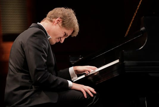 Cliburn Friday Preliminary Round