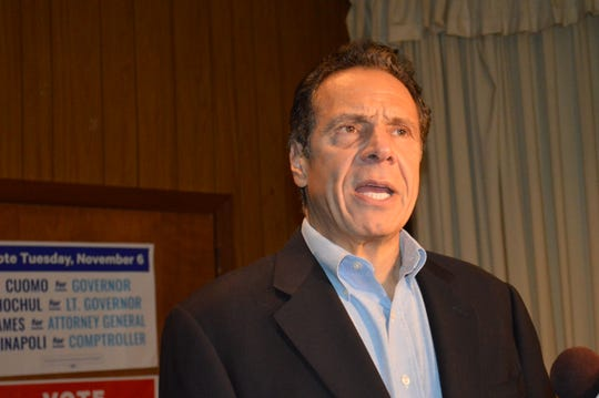 Gov. Andrew Cuomo won support for a 2015 law that allowed New York to recoup state money from homeowners who were not eligible for the STAR exemption on their house.