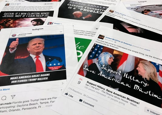 Ap Trump Russia Probe Social Media A Usa Dc
