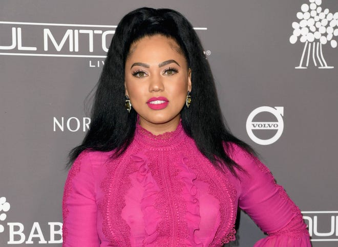 """Ayesha Curry confirmed the rumor she had breast surgery is true. She said on """"The Rachel Ray Show"""" that after she was done nursing her oldest daughter Riley, now 6, she got cosmetic surgery."""