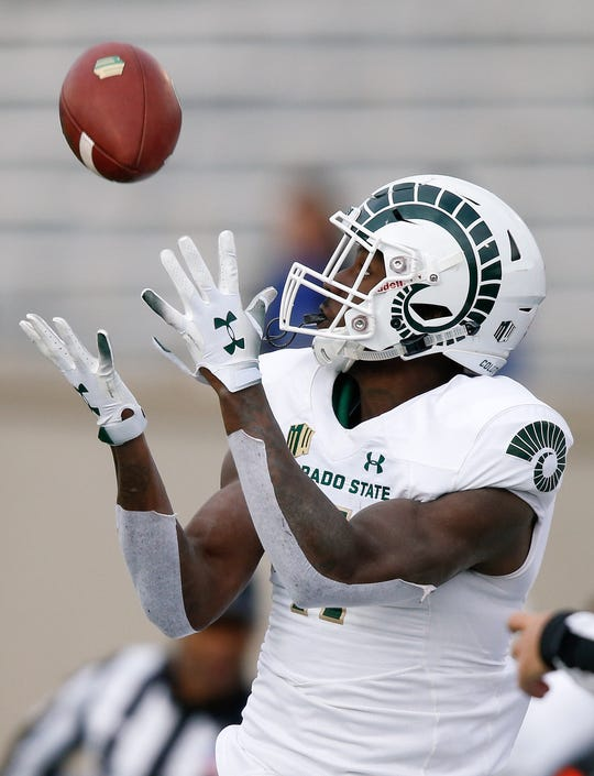 Preston Williams, WR, Colorado State