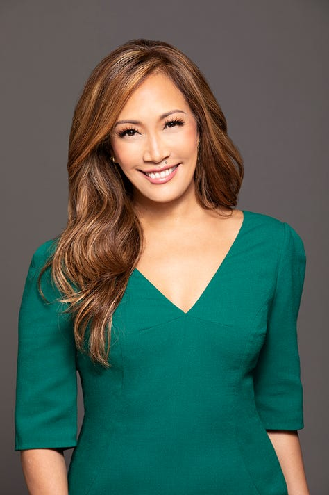 Carrie Ann Inaba Replaces Julie Chen As The New Co Host On The Talk