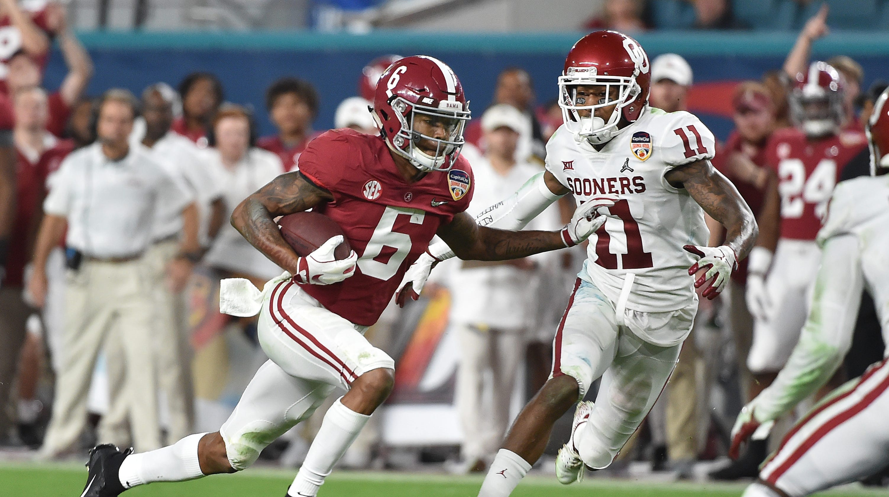 Rules, recruiting: What College Football Playoff participants say about the issues in college football