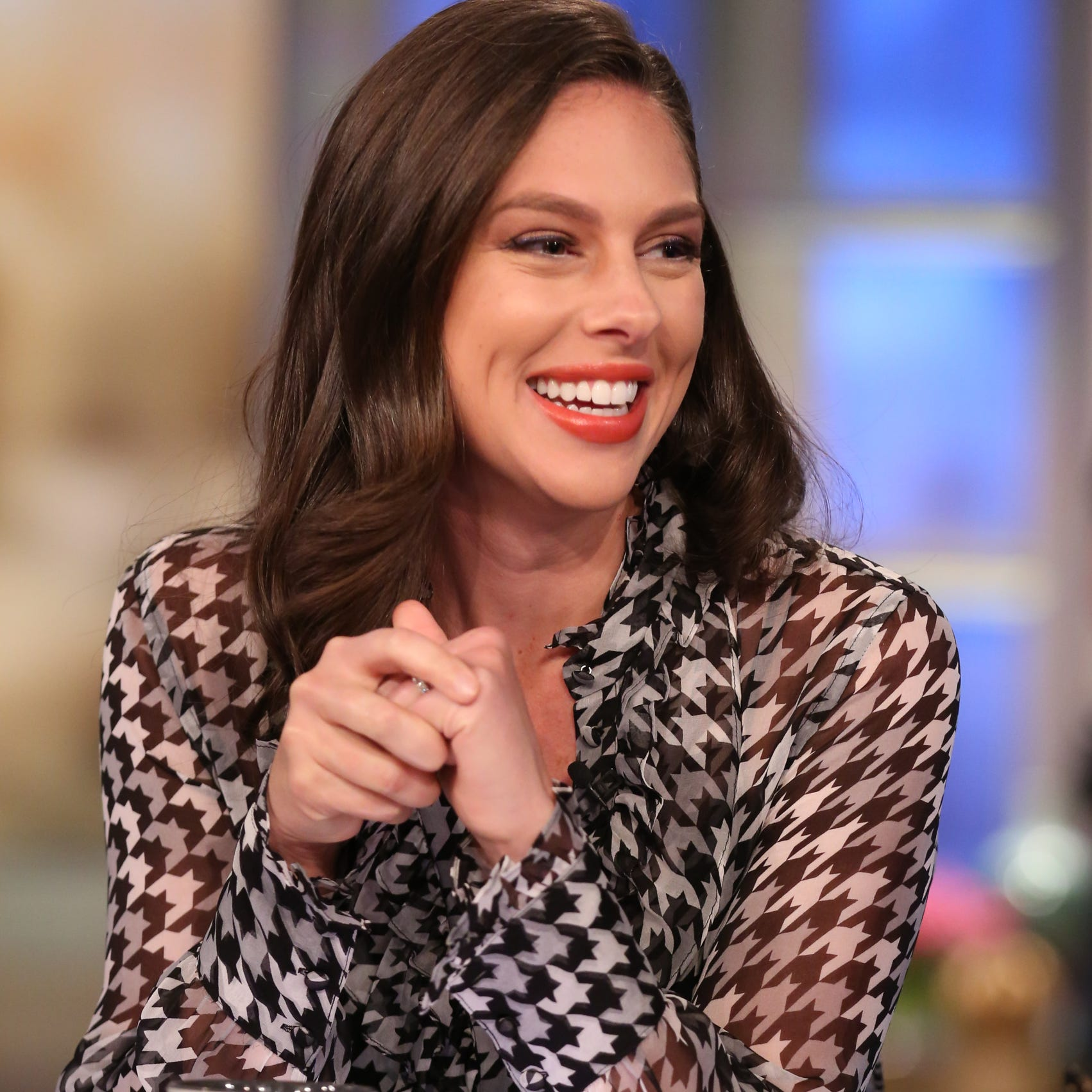 """The View"" host Abby Huntsman revealed she is expecting twins in 2019."
