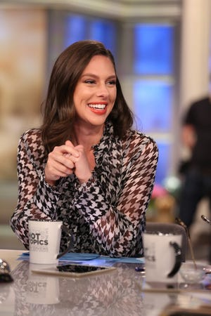 """""""The View"""" host Abby Huntsman revealed she is expecting twins in 2019."""