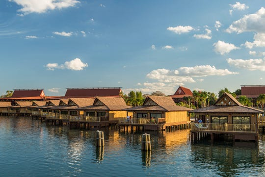 Disney World's Polynesian Resort is not slated to reopen until next summer. Disney's Orlando resorts have been hammered by the coronavirus pandemic.