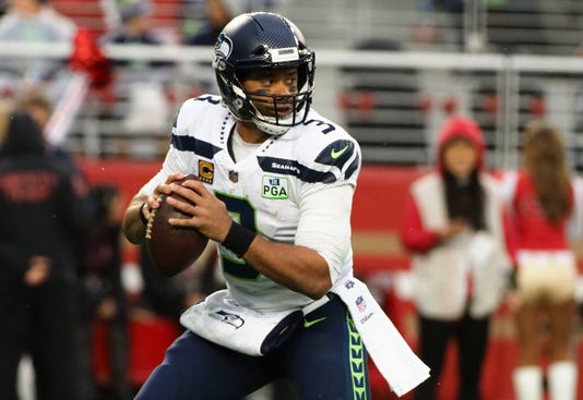 Nfl Seattle Seahawks At San Francisco 49ers