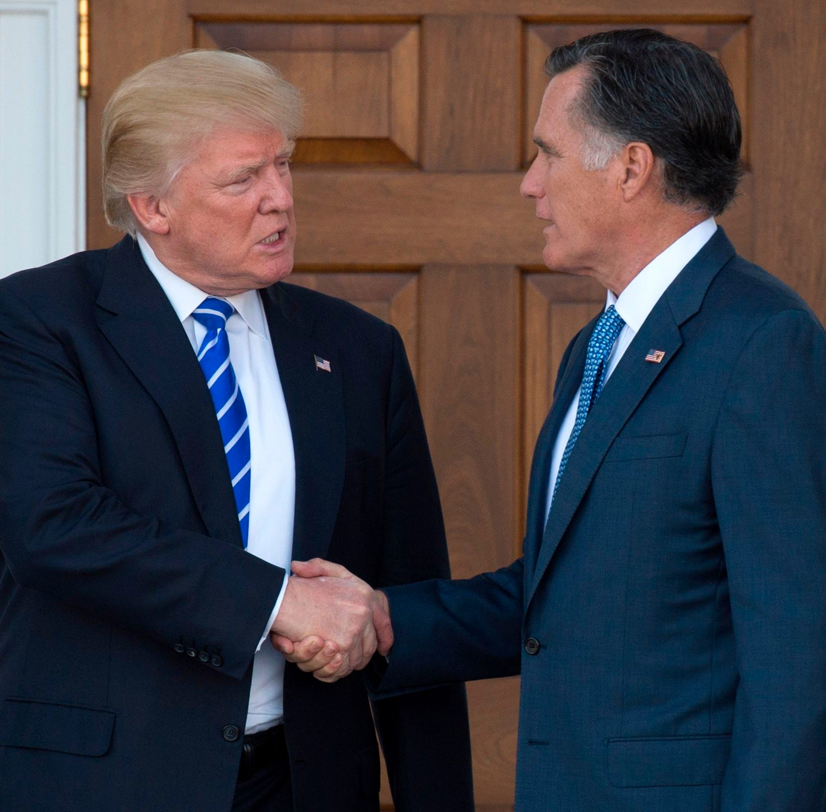 GOP Sen. Mitt Romney: 'I am sickened' over Trump's conduct revealed in Mueller report
