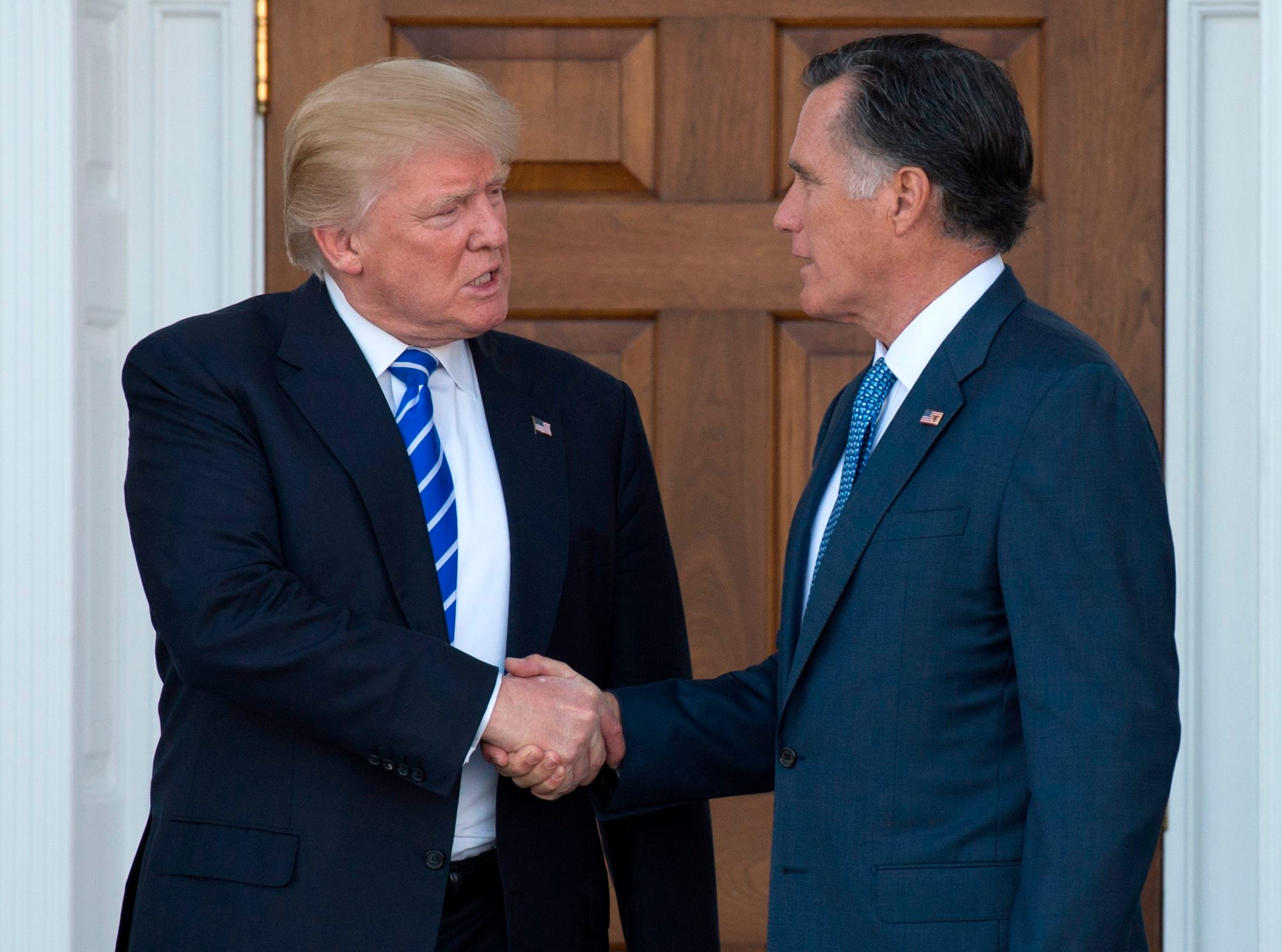 President Trump fires back at Mitt Romney after critical op-ed: 'I won big and he didn't'