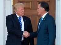 GOP Sen. Mitt Romney: 'I am sickened' over Trump's conduct revealed in Mueller report