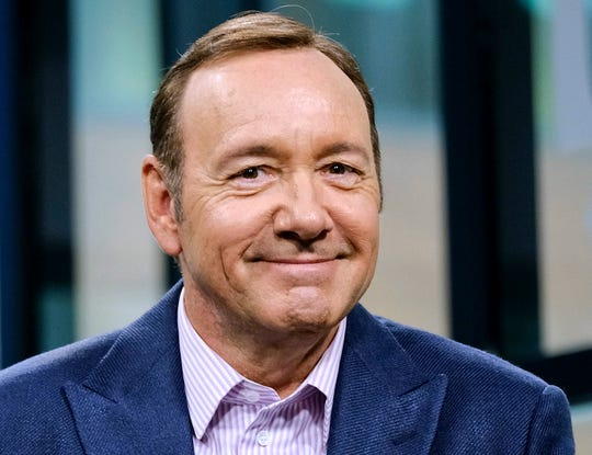 Kevin Spacey in May possibly possibly well 2017 in Contemporary York.