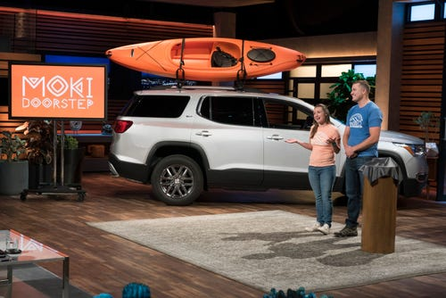 Connecticut couple become instant millionaires on 'Shark Tank'