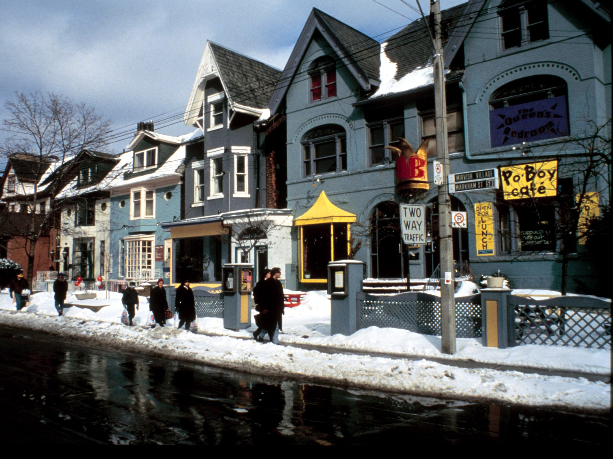 Toronto is one of Travelzoo's top international destinations for January. Mirvish Village is a street of independent businesses offering a diverse selection of antiques, art, architecture and wine-making, housed in a group of Victorian-style buildings.