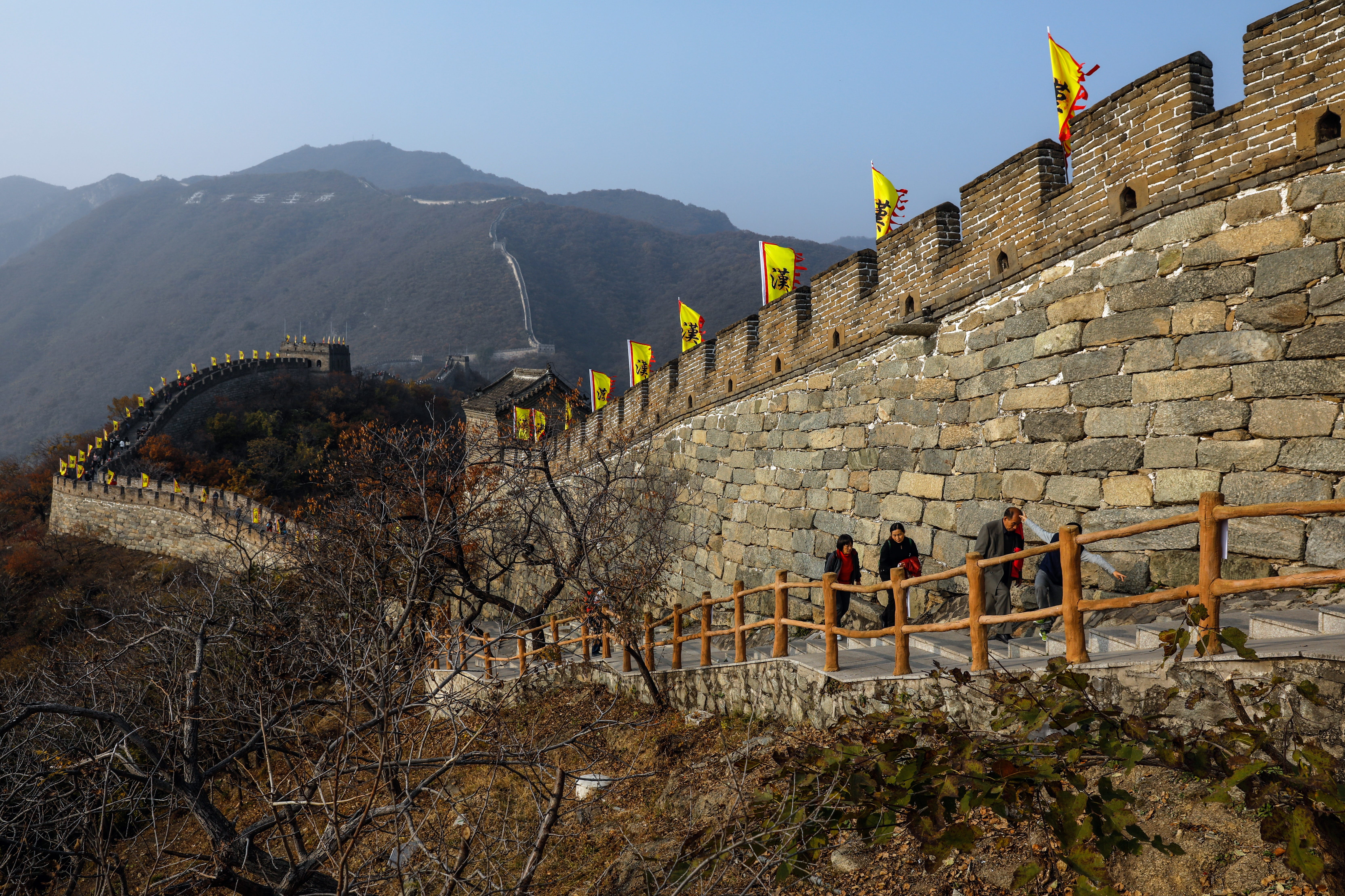 U.S. State Department urges 'increased caution' when traveling to China